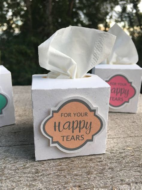 Diy Happy Tears Box