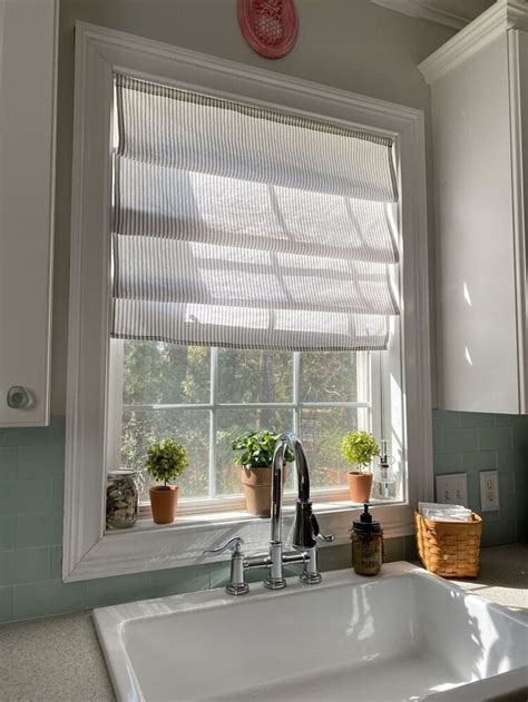Diy Hardware For Roman Shades