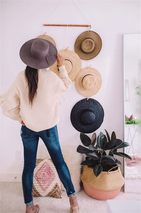 Diy Hat Display Stand