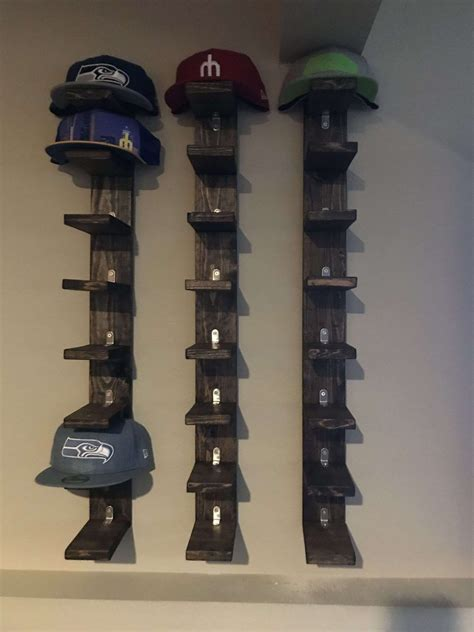 Diy Hat Rack Pinterest Diy