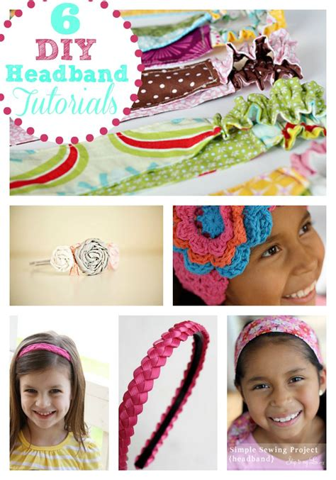 Diy Headbands Pinterest