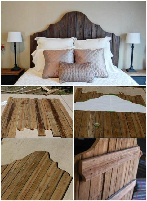 Diy Headboard Without Using Wood