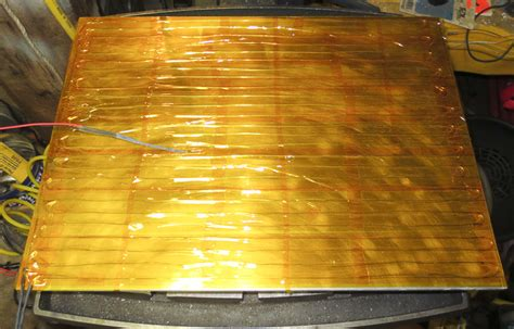 Diy Heated Bed For 3d Printer