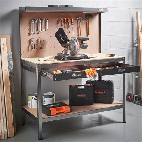 Diy Heavy Duty Workbenches For Garages
