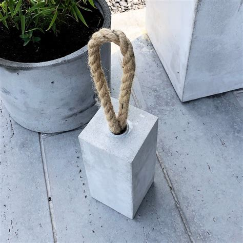 Diy Heavy Plastic Door Stopper