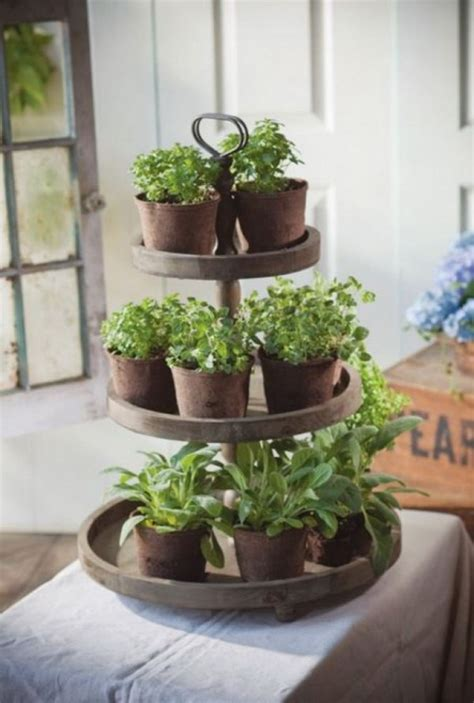 Diy Herb Planter Indoor