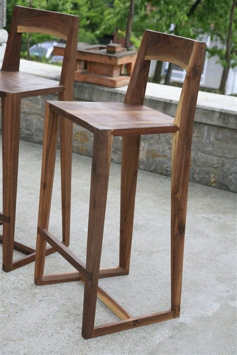Diy High Bar Stool