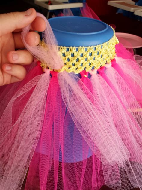 Diy High Low Tutu