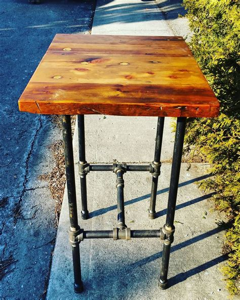 Diy High Top Bar Table