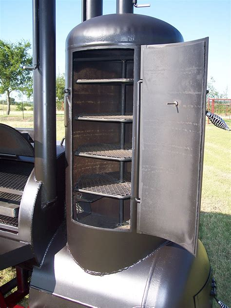 Diy Hinges For Vertical Smoker
