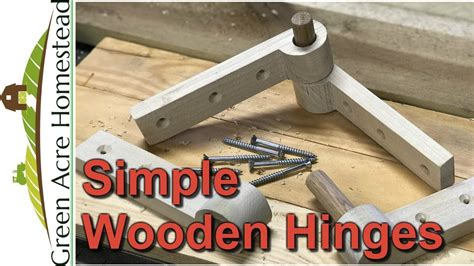 Diy Hinges Video