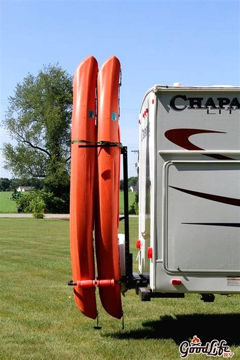 Diy Hitch Canoe Rack