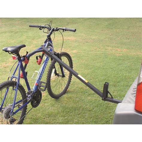 Diy Hitch Mounted Bike Rack