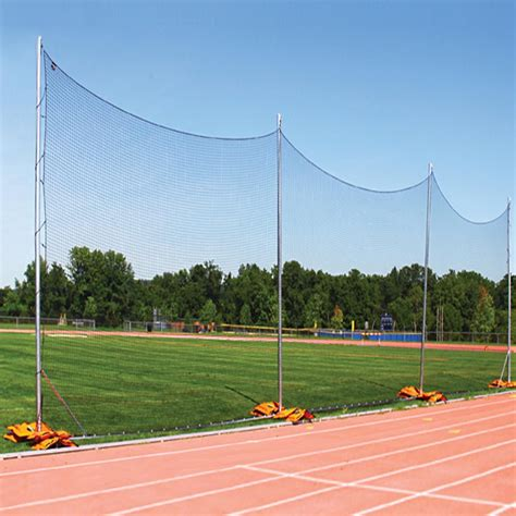 Diy Hockey Net Backstop