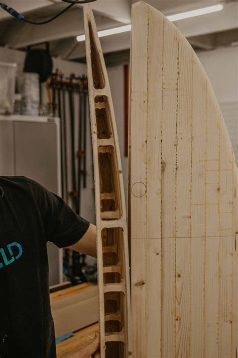 Diy Hollow Wood Surfboard