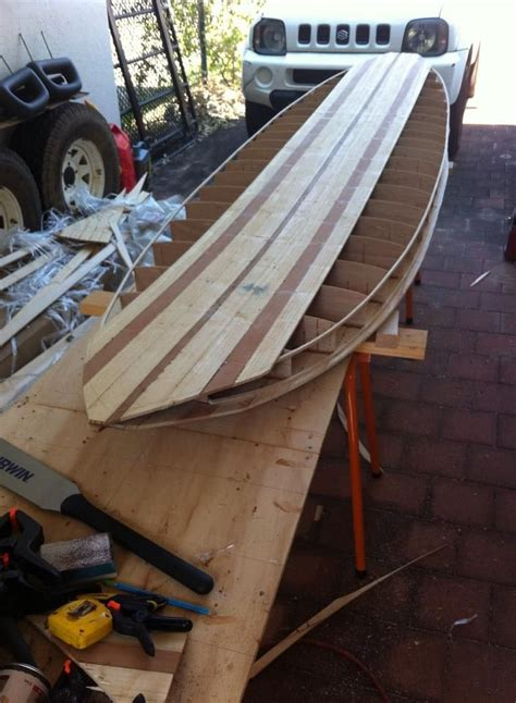 Diy Hollow Wood Surfboard Kits
