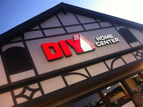 Diy Home Center Locations