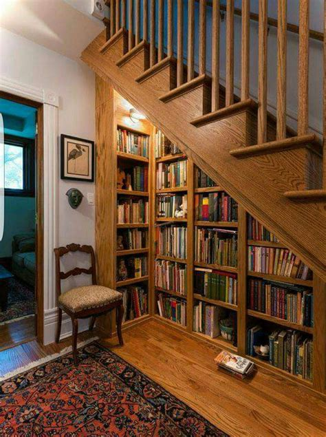 Diy Home Library Design
