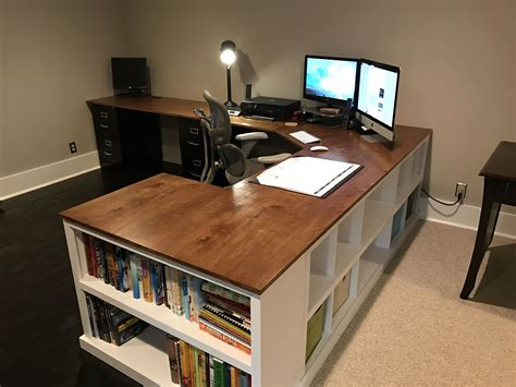 Diy Home Office Corner Desk