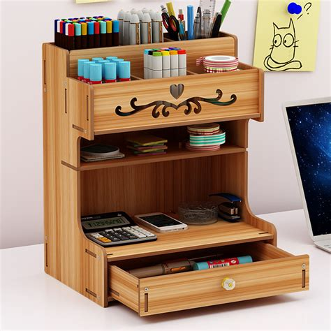 Diy Home Office Organizers And Storage