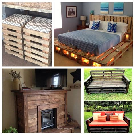 Diy Home Projects With Pallets