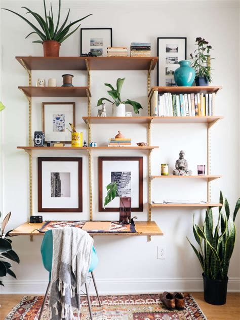 Diy Home Wall Shelving Systems