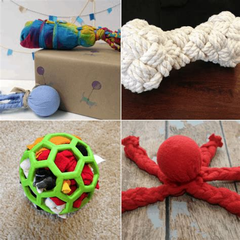 Diy Homemade Dog Toys