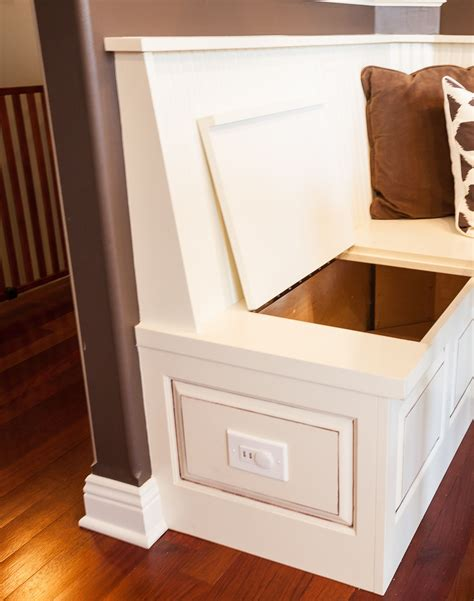 Diy Hope Chest Into A Banquette Pinterest