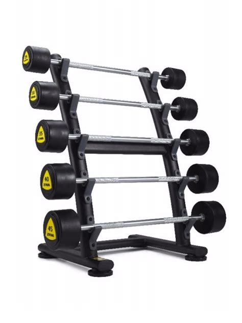 Diy Horizontal Barbell Rack