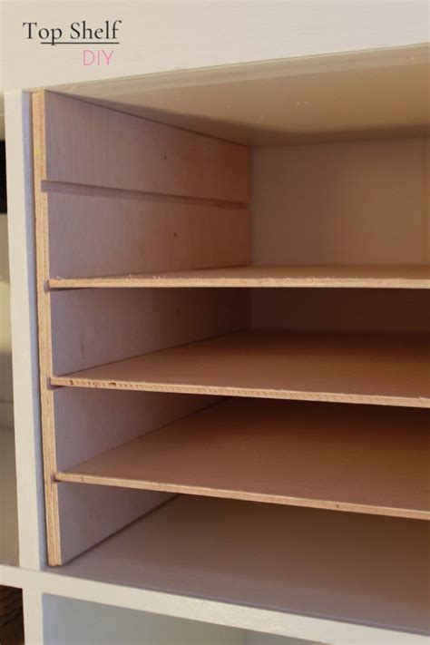 Diy Horizontal Bookcase Shelves Ideas