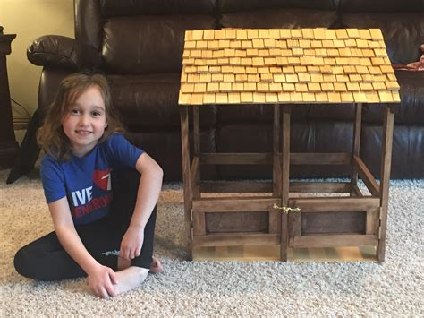 Diy Horse Stable American Girl Doll