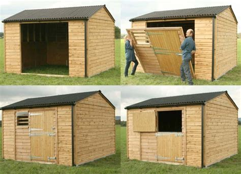 Diy Horse Stable Kit
