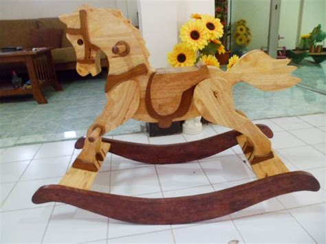Diy Horse Wood Toy