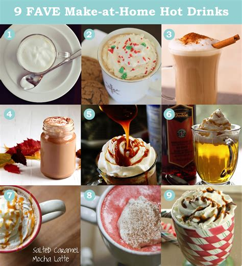 Diy Hot Beverages