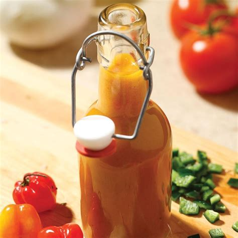 Diy Hot Sauce Recipe