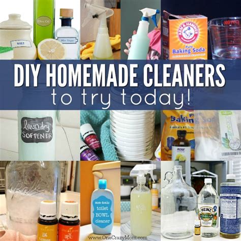 Diy Household Products