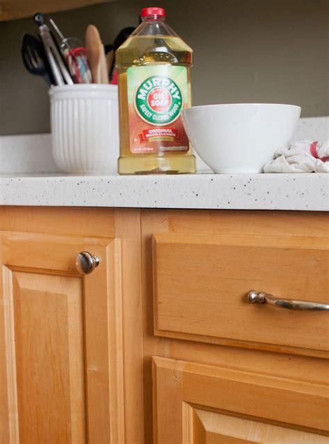 Diy How To Clean Kitchen Cabinets