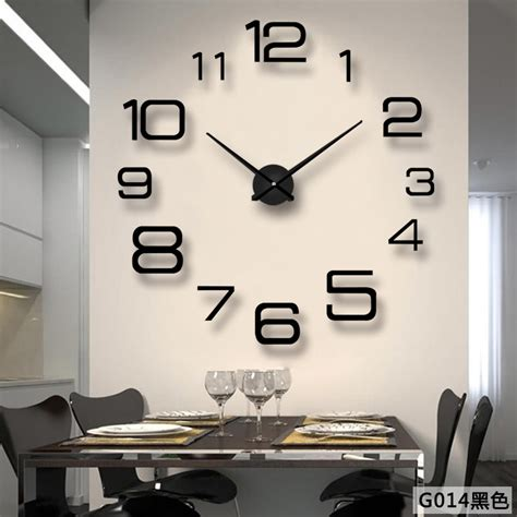 Diy Huge Clock