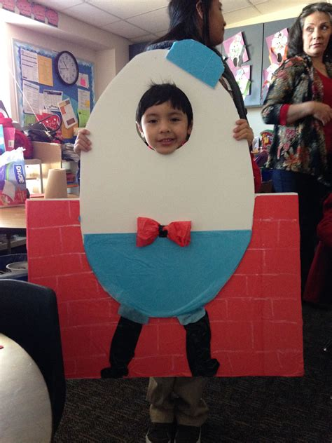 Diy Humpty Dumpty Costumes