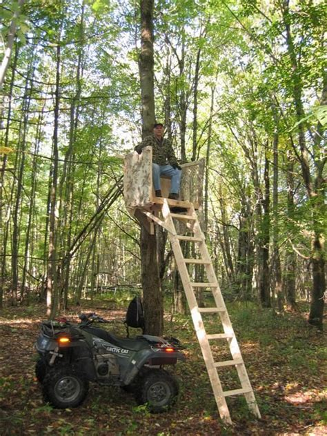 Diy Hunting Tree Stand Platform