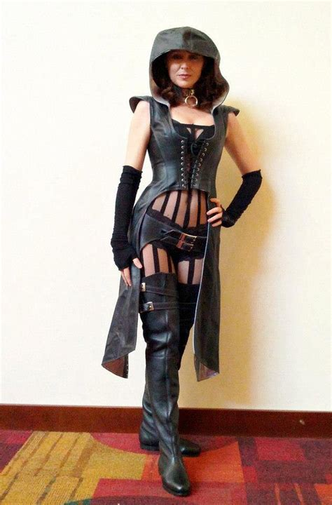 Diy Huntress Costume
