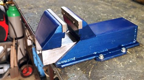 Diy Hydraulic Bench Vise