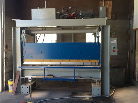 Diy Hydraulic Press Brake
