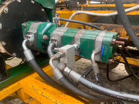 Diy Hydraulic Pump Log Splitter