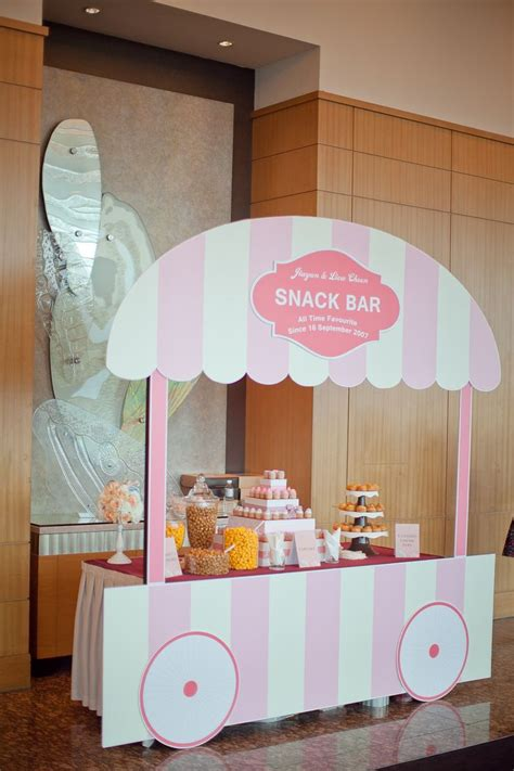 Diy Ice Cream Stand Photo Booth