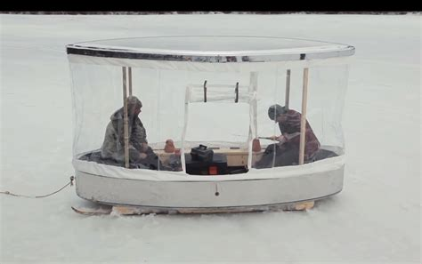 Diy Ice Shacks
