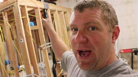 Diy Icf Electrical Hack That