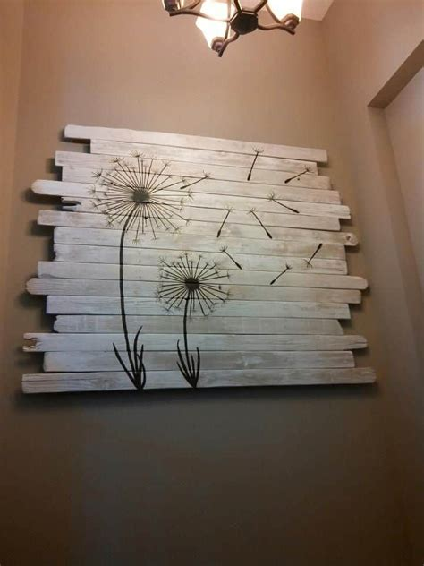 Diy Ideas For Wood Paintings
