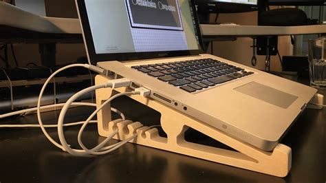 Diy In Bed Laptop Stand