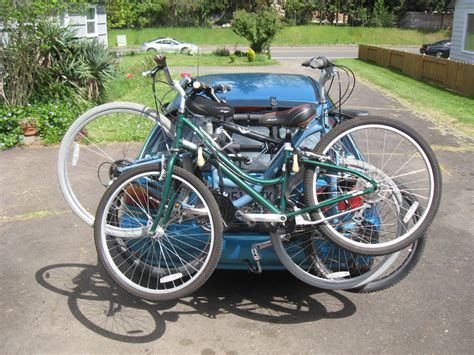 Diy In Car Bike Rack